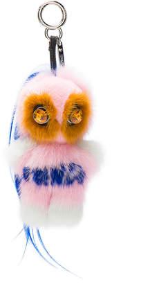 Fendi Piro-Chan Mink Fur Charm