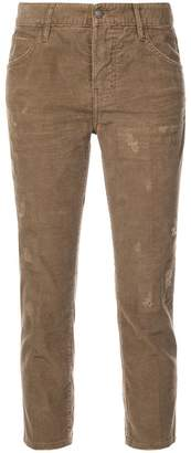 DSQUARED2 corduroy trousers