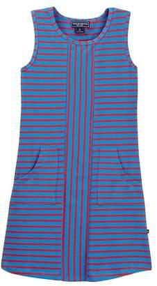 Toobydoo Ayla Striped Tank Dress (Toddler, Little Girls, & Big Girls)