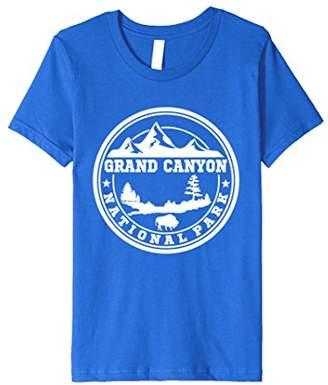 Wanderlust PREMIUM Grand Canyon National Park Tshirt Hiking