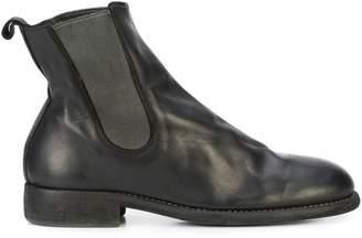 Guidi slip-on chelsea boot