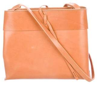 Kara Leather Crossbody Bag