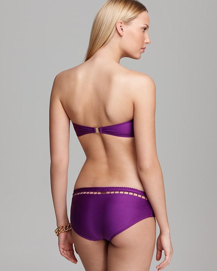 Zimmermann Ribbons Underwire Ladder Bikini Set