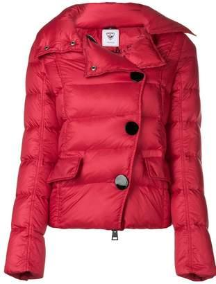 Rossignol snap fastening padded jacket