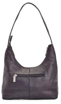 Royce New York Leather Shoulder Bag