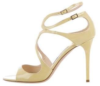 Jimmy Choo Lang Multistrap Sandals