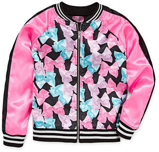 Jo-Jo JOJO Jojo Girls Lightweight Bomber Jacket