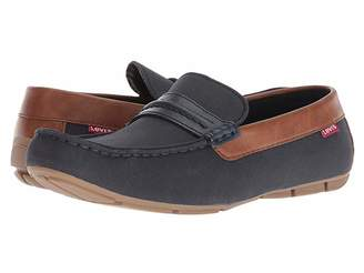 Levi's Shoes Warren Canvas/Burnish