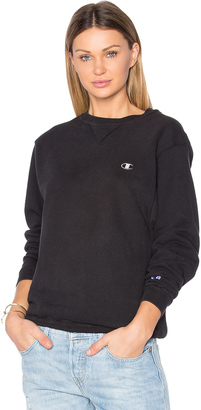 RE/DONE Oversized Champion Sweatshirt $205 thestylecure.com