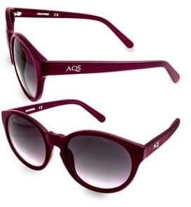 DAISY 53MM Round Sunglasses