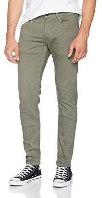 G Star Men's 3301 Coj Slim Jeans, Green (Orphus 722), W33/L32