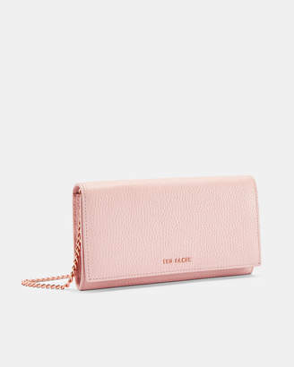 Ted Baker FIOLA Leather cross body matinee purse