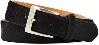 W.KLEINBERG W. Kleinberg Men's Camo Cow Hair Belt