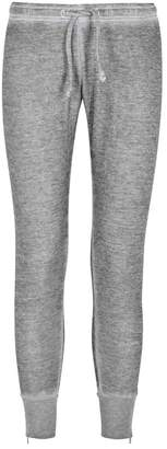 Wildfox Couture Fame Grey Fleece Jogging Trousers