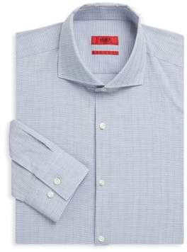 HUGO Textured Weave Dress Shirt