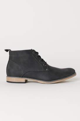 H&M Desert Boots - Black
