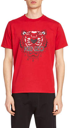 Kenzo Men's Tiger Graphic T-Shirt