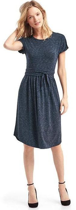 GapModal spacedye tie dress