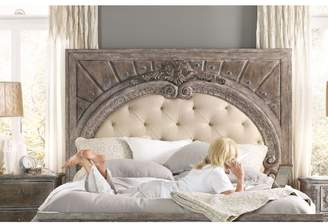 Hooker Furniture Occhipinti King Upholstered Panel Headboard
