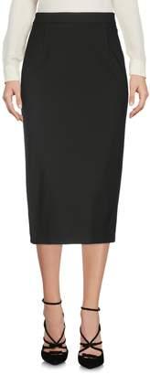 Trussardi JEANS 3/4 length skirts