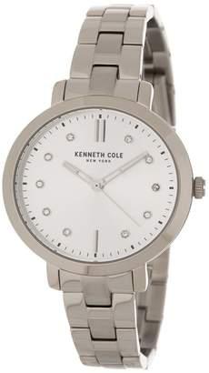 Kenneth Cole New York Women's Crystal Marker Bracelet Watch, 36mm