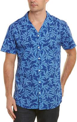 Trunks Surf & Swim Co. Tommy Woven Shirt