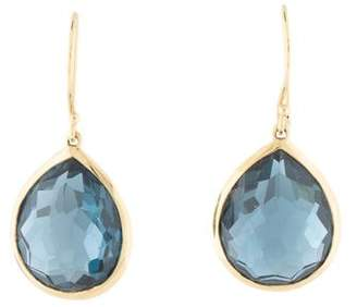 Ippolita 18K Topaz Drop Earrings