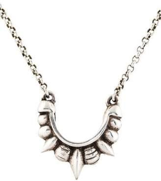 Pamela Love Small Tribal Spike Necklace