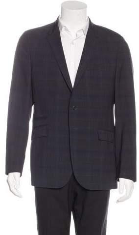 Paul SmithPaul Smith Wool Notch-Lapel Blazer