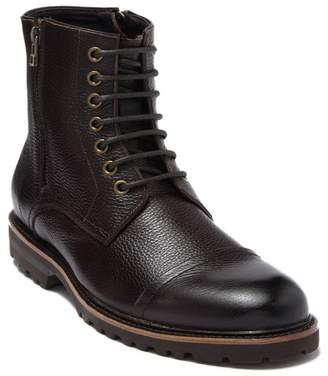 Robert Graham Gallow Mid Leather Boot