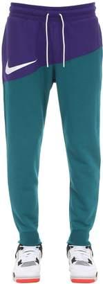 Nike Nsw Swoosh Ft Cotton Blend Pants