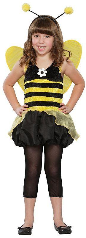 Queen honeybee costume
