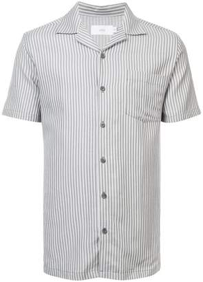 Onia striped short sleeve shirt