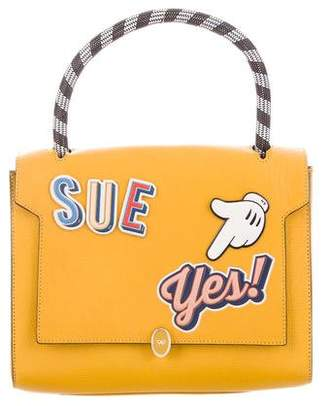 Anya Hindmarch Bathurst Yes No Satchel