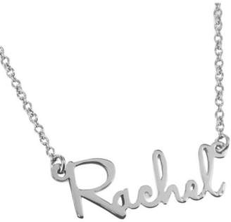 Monogram Online MonogramOnline Sterling Silver Mini Name Necklace