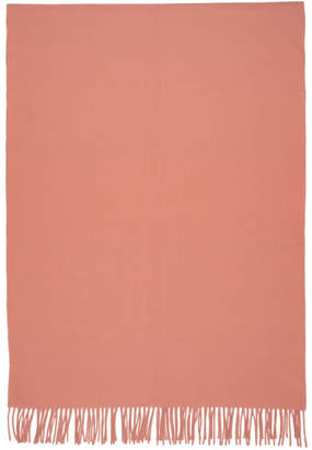 Acne Studios Pink Canada New Scarf