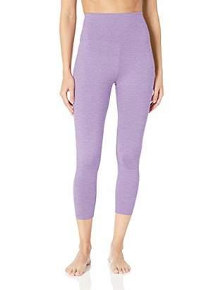 "Core 10 Women's All Day Comfort High Waist 7/8 Crop Yoga Legging - 24"""