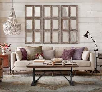 Pottery Barn Aiden Large Wall Mirror