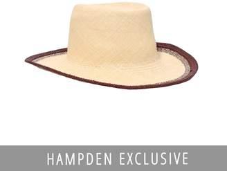 Gigi Burris Exclusive King Hat in Bordeaux