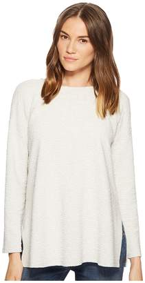 Eileen Fisher Roundneck Top Women's Long Sleeve Pullover