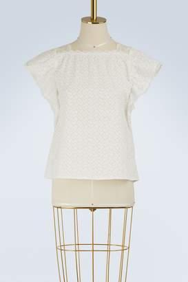 Vanessa Bruno Iliane cotton top