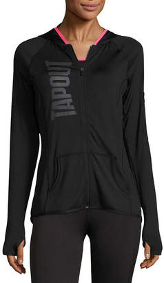 Tapout Long Sleeve Knit Hoodie