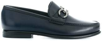 Salvatore Ferragamo Double Gancini bit loafers