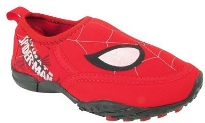 Spiderman Toddler Boy's Water Shoe - Red