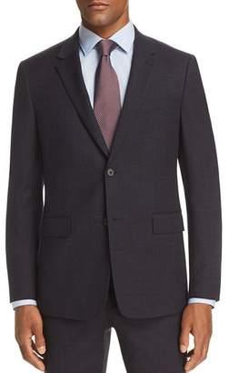 Theory Gansevoort Tonal Texture Slim Fit Suit Jacket