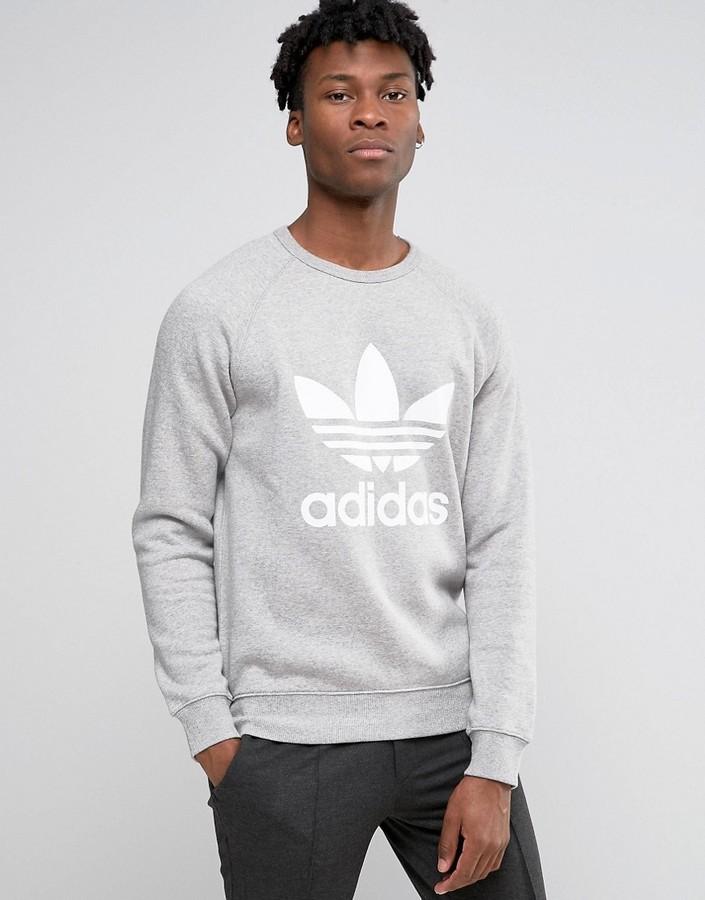 adidas Originals Trefoil Crew Sweatshirt AY7792
