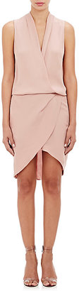 Mason by Michelle Mason Women's Surplice-Neck Dress $495 thestylecure.com
