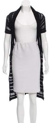 Todd Lynn Knee-Length Knit Vest
