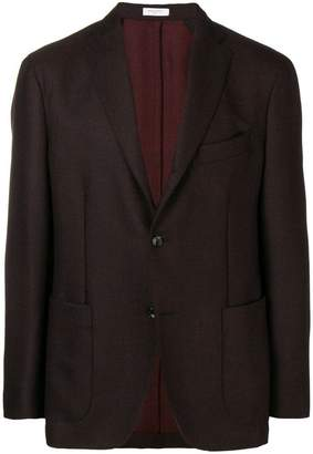 Boglioli Donegal tweed blazer