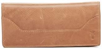 Frye Melissa Slim Leather Wallet